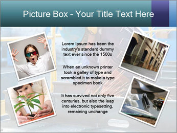 0000076442 PowerPoint Template - Slide 24
