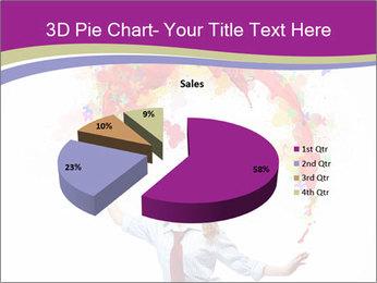0000076444 PowerPoint Templates - Slide 35