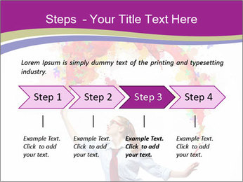 0000076444 PowerPoint Templates - Slide 4