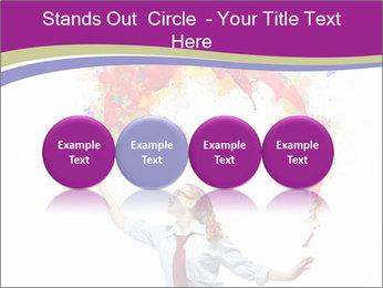 0000076444 PowerPoint Templates - Slide 76