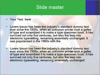 0000076446 PowerPoint Templates - Slide 2