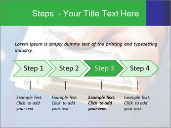 0000076446 PowerPoint Template - Slide 4