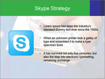 0000076446 PowerPoint Template - Slide 8