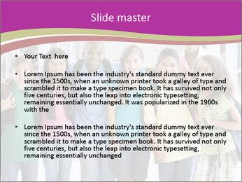0000076461 PowerPoint Template - Slide 2
