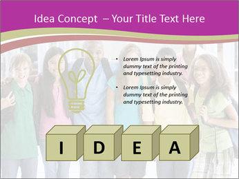 0000076461 PowerPoint Template - Slide 80