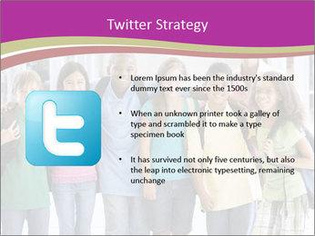 0000076461 PowerPoint Template - Slide 9