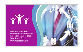 0000076465 Business Card Template