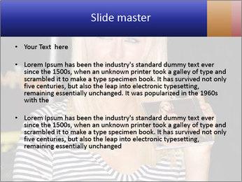 0000076469 PowerPoint Templates - Slide 2