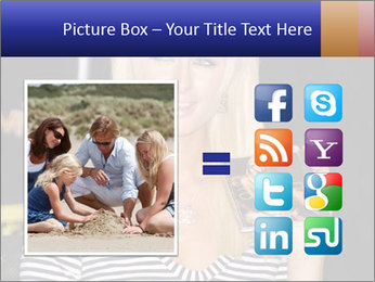 0000076469 PowerPoint Templates - Slide 21