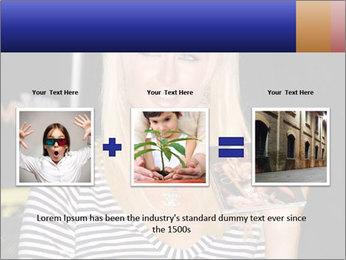 0000076469 PowerPoint Templates - Slide 22