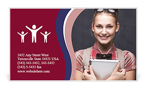 0000076491 Business Card Template