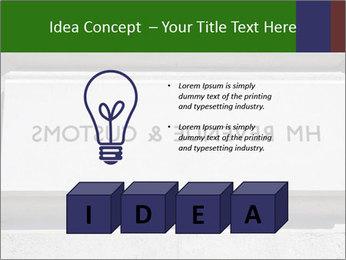 0000076518 PowerPoint Template - Slide 80