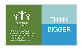 0000076519 Business Card Template
