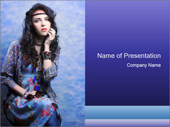 0000076527 PowerPoint Template - Slide 1