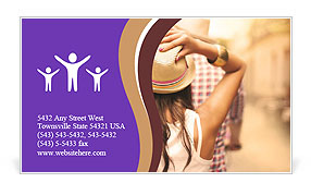 0000076542 Business Card Template