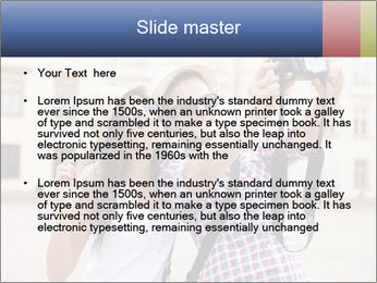 0000076543 PowerPoint Template - Slide 2