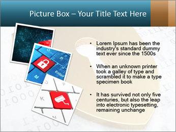 0000076558 PowerPoint Template - Slide 17
