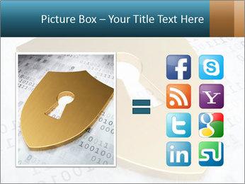 0000076558 PowerPoint Template - Slide 21