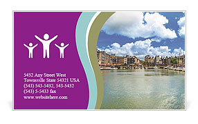 0000076572 Business Card Template