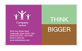 0000076591 Business Card Template
