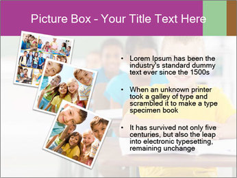 0000076591 PowerPoint Template - Slide 17