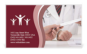 0000076600 Business Card Template