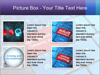 0000076605 PowerPoint Template - Slide 14