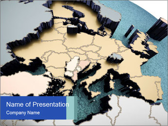 0000076615 PowerPoint Template - Slide 1