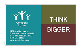 0000076622 Business Card Template