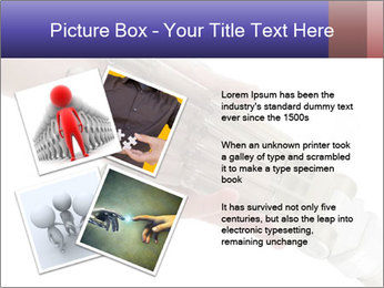 0000076641 PowerPoint Templates - Slide 23