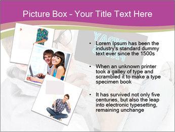 0000076654 PowerPoint Template - Slide 17