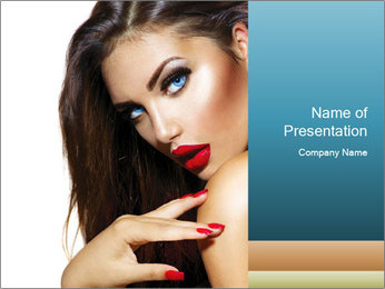 0000076665 PowerPoint Template - Slide 1