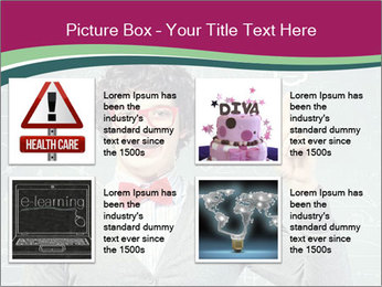0000076667 PowerPoint Templates - Slide 14