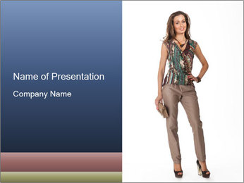 0000076668 PowerPoint Template - Slide 1