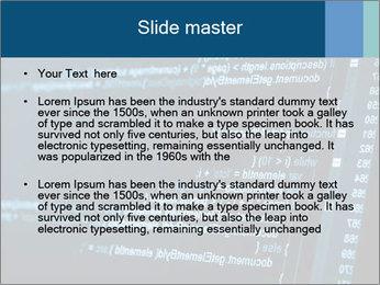 0000076680 PowerPoint Templates - Slide 2