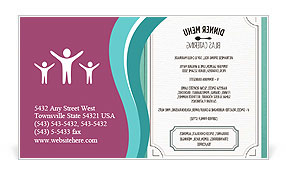 0000076682 Business Card Template