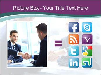 0000076687 PowerPoint Template - Slide 21