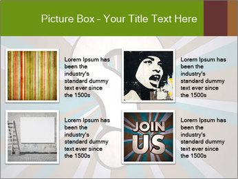 0000076689 PowerPoint Templates - Slide 14