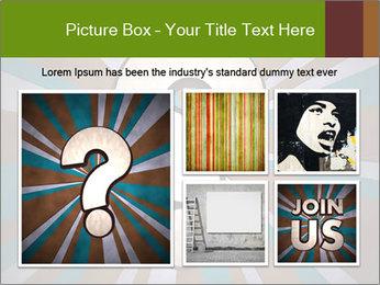 0000076689 PowerPoint Templates - Slide 19