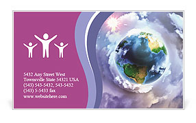 0000076690 Business Card Template