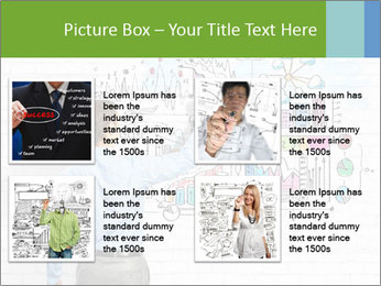 0000076700 PowerPoint Template - Slide 14