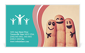 0000076703 Business Card Template