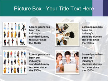 0000076704 PowerPoint Templates - Slide 14