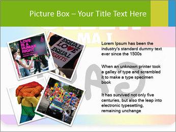 0000076709 PowerPoint Template - Slide 23