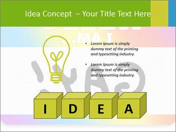 0000076709 PowerPoint Template - Slide 80