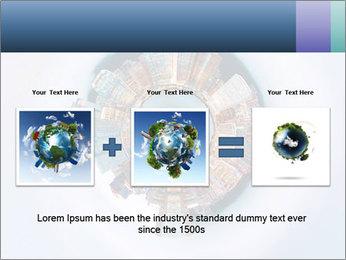 0000076717 PowerPoint Template - Slide 22