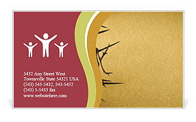 0000076721 Business Card Template