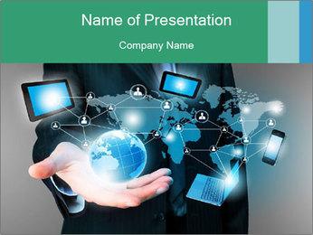 0000076729 PowerPoint Template - Slide 1