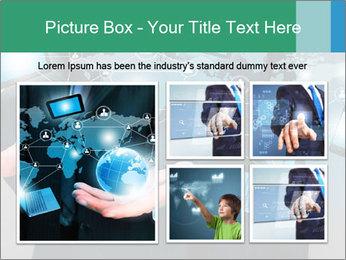 0000076729 PowerPoint Template - Slide 19