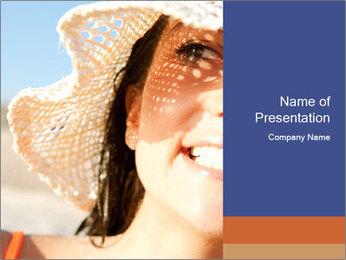 0000076730 PowerPoint Templates - Slide 1